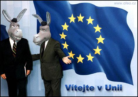 Vítejte v Unii