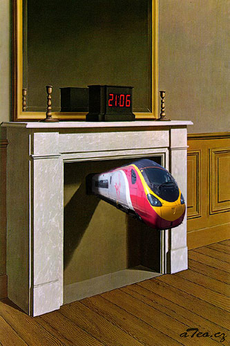 René Magritte: Time
